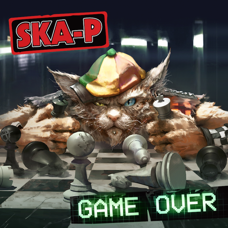 ska-p-game-over-cover