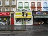 Patio Restaurant, 5 Goldhawk Road, Shepherd's Bush, London ...