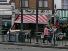 The Butcher Shop 374 Bethnal Green Road London  Butchers near Bethnal Green Tube Station