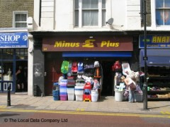Pound Shop. 409 Mare Street. London - Discount Shops near Hackney Central Tube & Rail Station