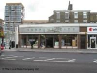 The Surplus City, 560-568 Kingsland Road, London - Carpets ...