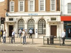 Barclays Bank PLC 748 Lordship Lane London  Banks