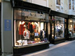 House of Cashmere 4 Burlington Arcade London  Clothes  Mixed near Green Park Tube Station