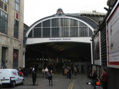 Caffe Ritazza Express Paddington Station London  Cafes Snack Shops  Tea Rooms near