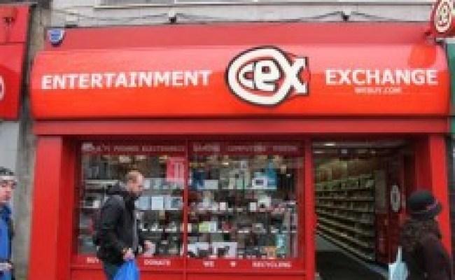 Cex Entertainment Exchange 88 Lewisham High Street