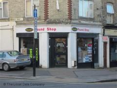 Akwaah's Pound Shop. 24 Lordship Lane. London - Discount Store near Bruce Grove Rail Station
