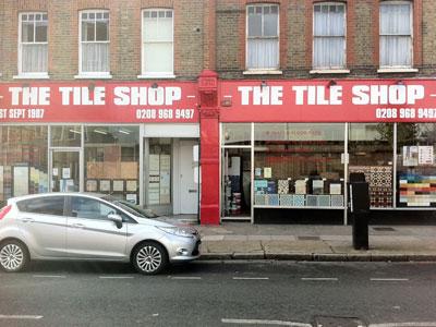 the tile shop 4 6 chamberlayne road
