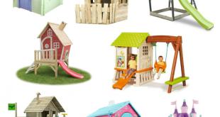 De leukste speelhuisjes - AllinMam.com