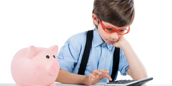 Waarom sparen voor je kinderen voor later een must is - AllinMam.com