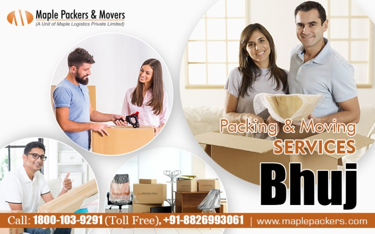 Packers And Movers Bhuj