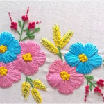 Master The Skills Of Embroidery Fashion And Be Successful