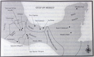 Books 1491 Map