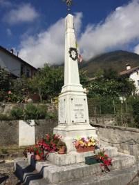 I Caduti, Soranzen, Belluno, Italy