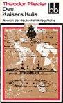 Original cover Des Kaisers Kulis. Translated version has no image.