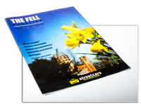 The Fell Magazine cover by Low Fell Photographer Bruce Allinson