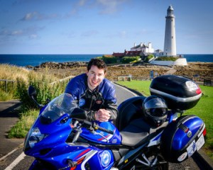 North East Photographer supports Artctic Ride