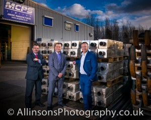 PR Photographer in South Shields supporting the off shore industry