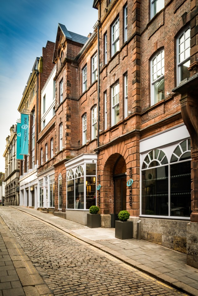 Newcastle uopn Tyne Architectural Photographer