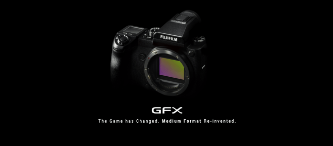 Fujifilm GFX50s arrives at Allinsons Photography