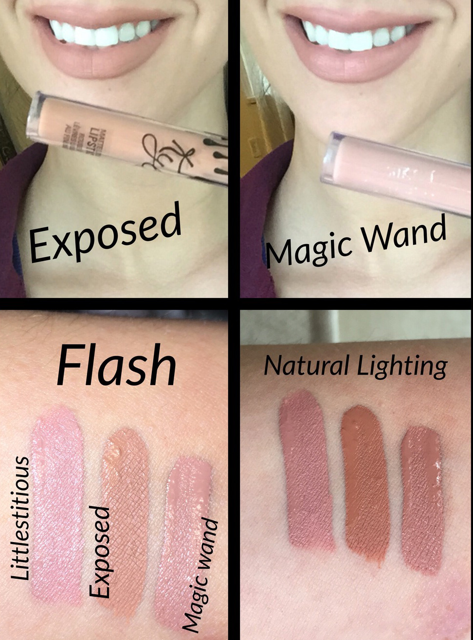 Kylie Jenner Cosmetics Exposed Lipkit Alternatives