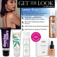 Get the Look: Summer Bronze Glow