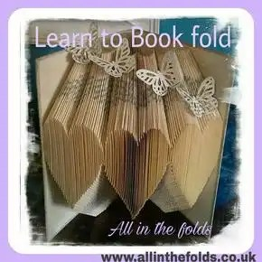 Learn to book fold