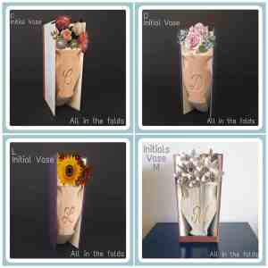 Initial vases CD LM
