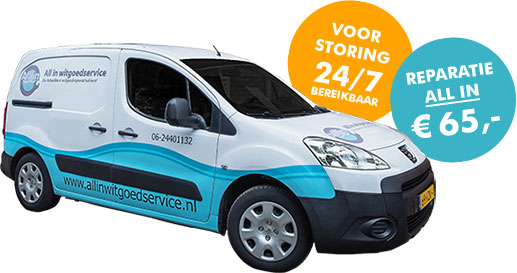 All in Witgoedservice - Reparatie 24/7