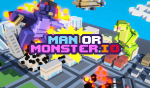 ManOrMonster.io | ManOrMonster