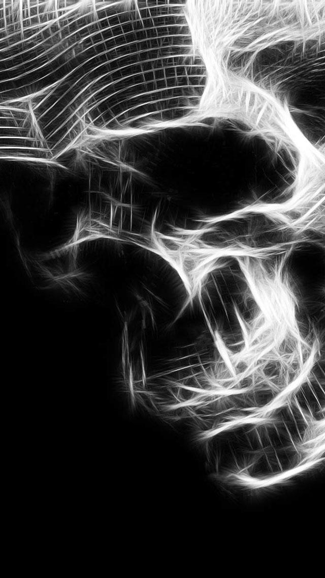Iphone Wallpaper Skull Skull Xray Iphone Wallpaper Hd