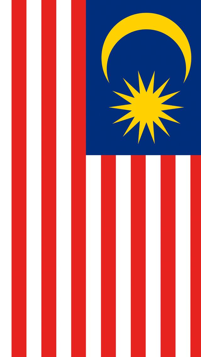 3d Wallpaper Malaysia Malaysia Flag Iphone Wallpaper Hd