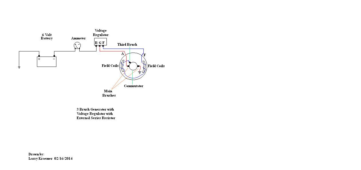 12 volt delco generator wiring diagram related pictures 12 6 Volt Tractor Wiring Diagram Starter Generator Wiring Diagram Cushman Starter Generator Wiring Diagram