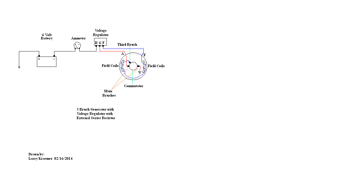 3Brush_GEN_VReg?resize=665%2C314 delco 12v wiring diagram gm stereo wiring diagram, international Delco 10SI Alternator Wiring Diagram at bakdesigns.co