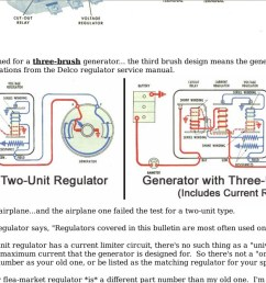generator wiring diagram additionally 3 wire delco alternator wiring [ 1340 x 625 Pixel ]