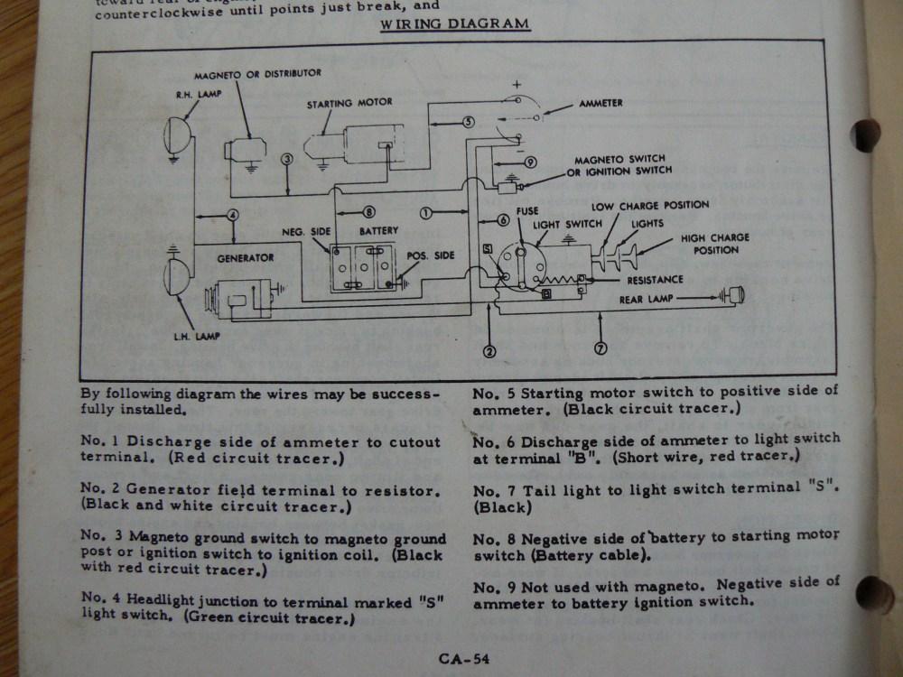medium resolution of  allis chalmers magneto diagram online wiring diagram on allis chalmers 712 parts diagram