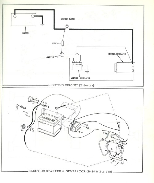 small resolution of wire diagram allis chalmers b12 share circuit diagrams allis chalmers magneto wiring diagram