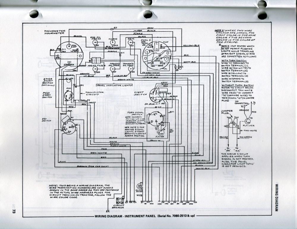 medium resolution of allis 7060 wiring diagram schematic allischalmers forum 7060 allis chalmers wiring diagrams