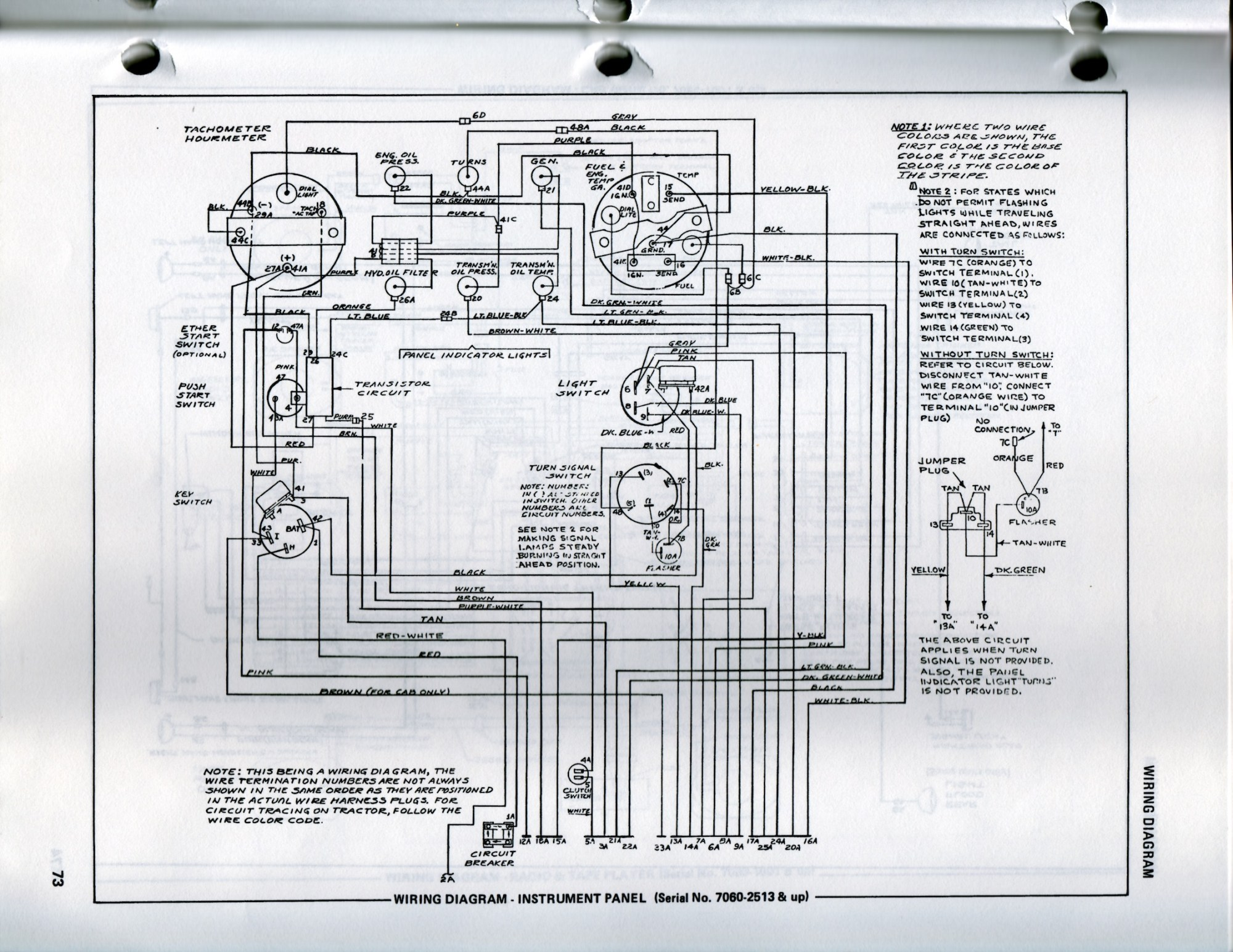 7060 Alli Chalmer Wiring Diagram - 611 allis chalmers wiring ... Voltage Regulator Wiring Diagram Allis Chalmers D on