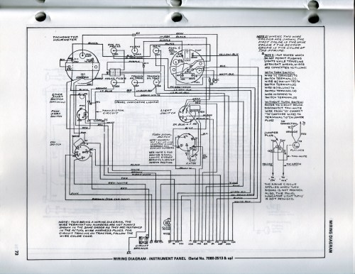 small resolution of allis 7060 wiring diagram schematic allischalmers forum 7060 allis chalmers wiring diagrams