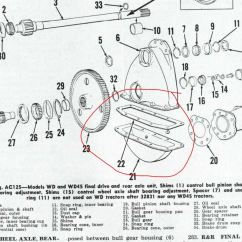 Case 530 Tractor Wiring Diagram Chevy S10 Starter D17 Allis Chalmers Parts - Imageresizertool.com