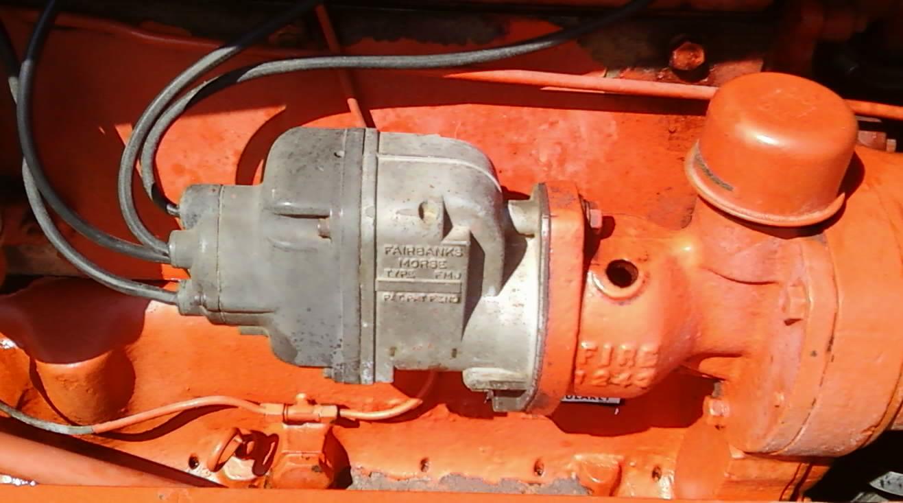 hight resolution of 1947 wc is it 6 12 or 24 volt allischalmers forumallis chalmers wd starter wiring diagram