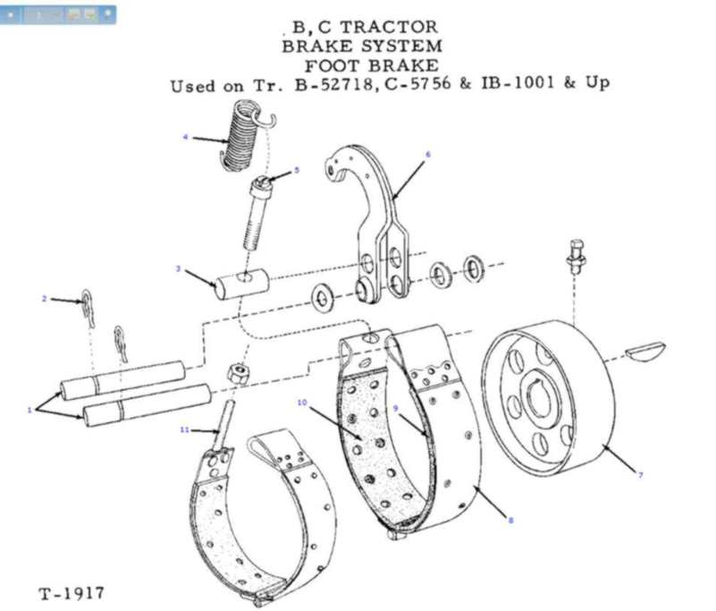 Allis Chalmers Transmission Diagram Further Wiring Bush