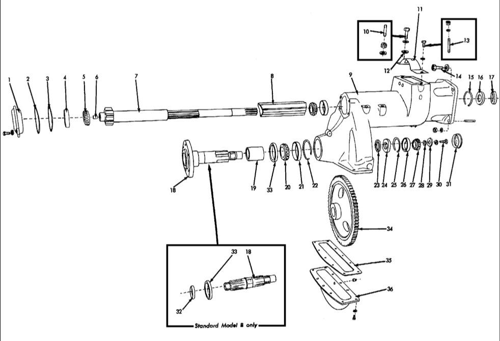 Allis Chalmers B Wiring Schematic. Engine. Wiring Diagram
