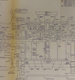 chalmers 7000 wiring diagram 6 7000 power train early blueprints allischalmers forum7000 power train early blueprints [ 1280 x 720 Pixel ]