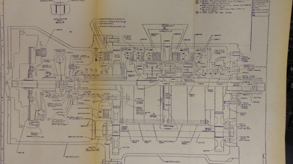 medium resolution of  chalmers 7000 wiring diagram 6 7000 power train early blueprints allischalmers forum7000 power train early blueprints
