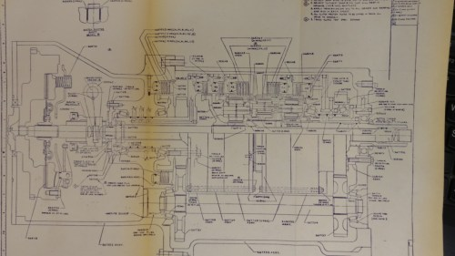 small resolution of  chalmers 7000 wiring diagram 6 7000 power train early blueprints allischalmers forum7000 power train early blueprints