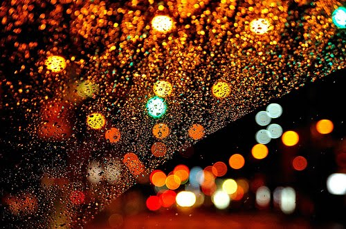 Rain on Windshield, Japan