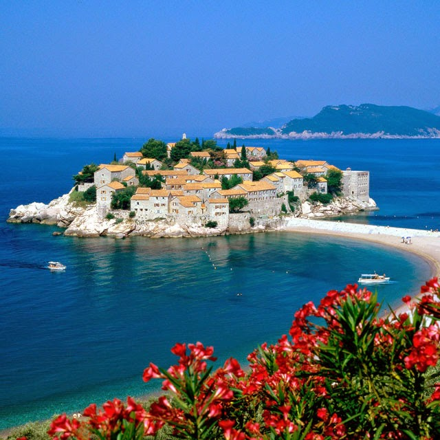 Aman Sveti Stefan Resort, Montenegro