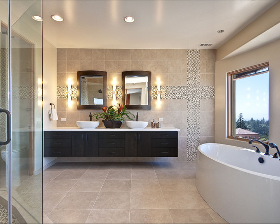 Montclair Hills Master Bath Design (San Francisco)