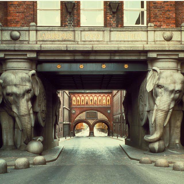 Old Carlsberg Brewery, Copenhagen